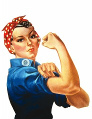 We Can do IT - woman
