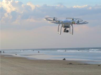 beachdrone